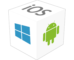Android iOS and Window